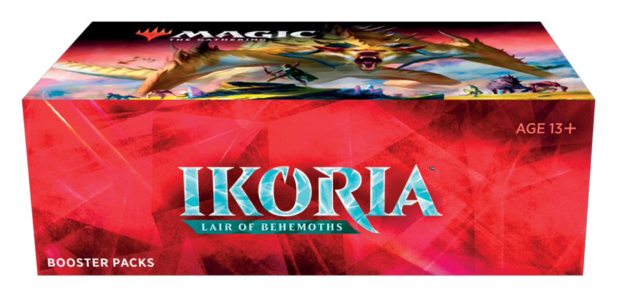 Ikoria Battle Pass