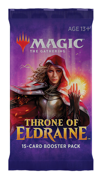 Throne of Eldraine Booster Box Promotion